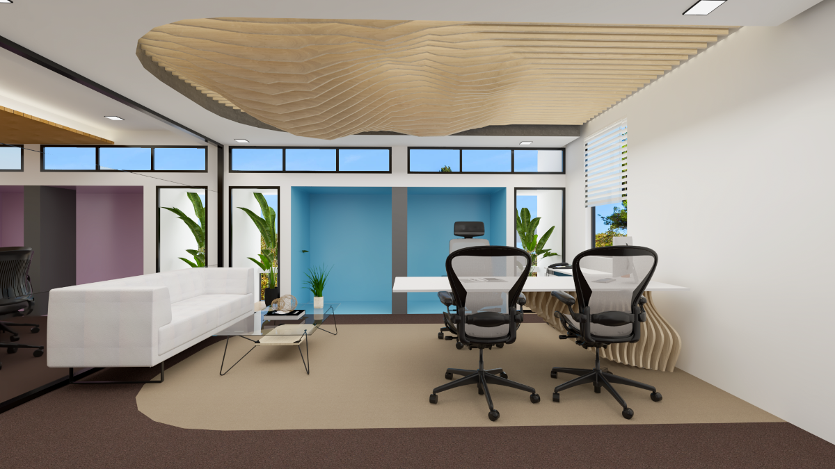Competition Entry - Office Interior